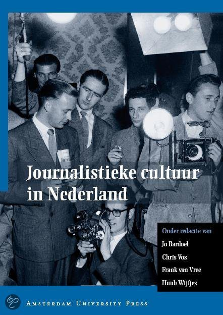 Journalistieke Cultuur in Nederland 1