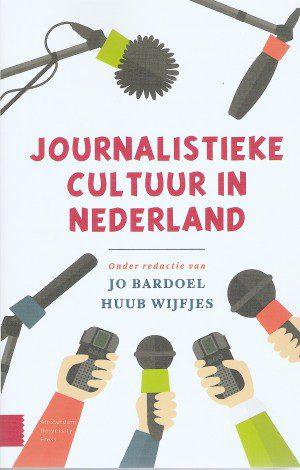 Journalistieke Cultuur in Nederland 2